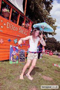 disco shed